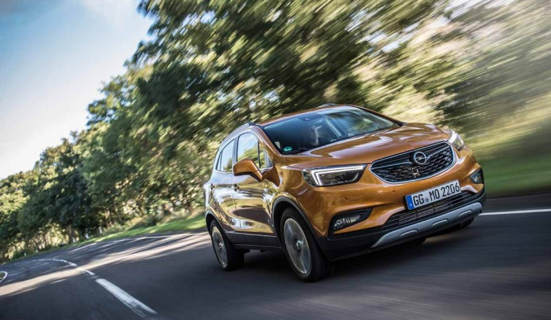 Opel Mokka X, il video