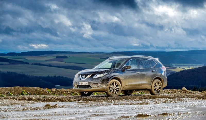 Nissan X-Trail 2.0 dCi 177 hp, proof