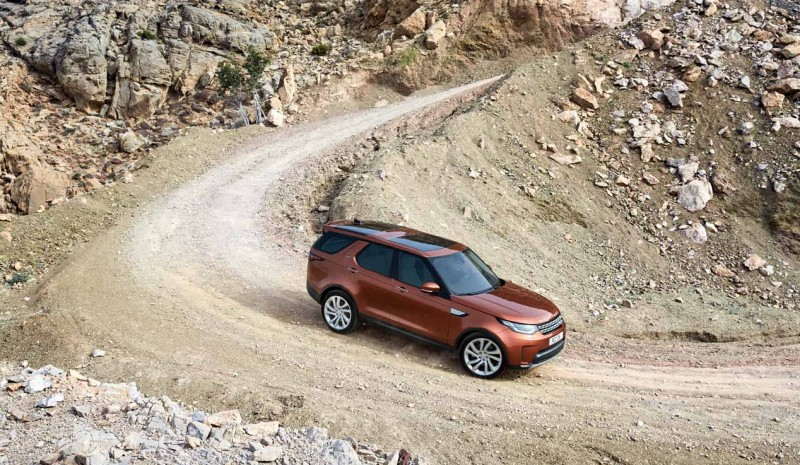 Land Rover Discovery 2017, already on sale in Spain