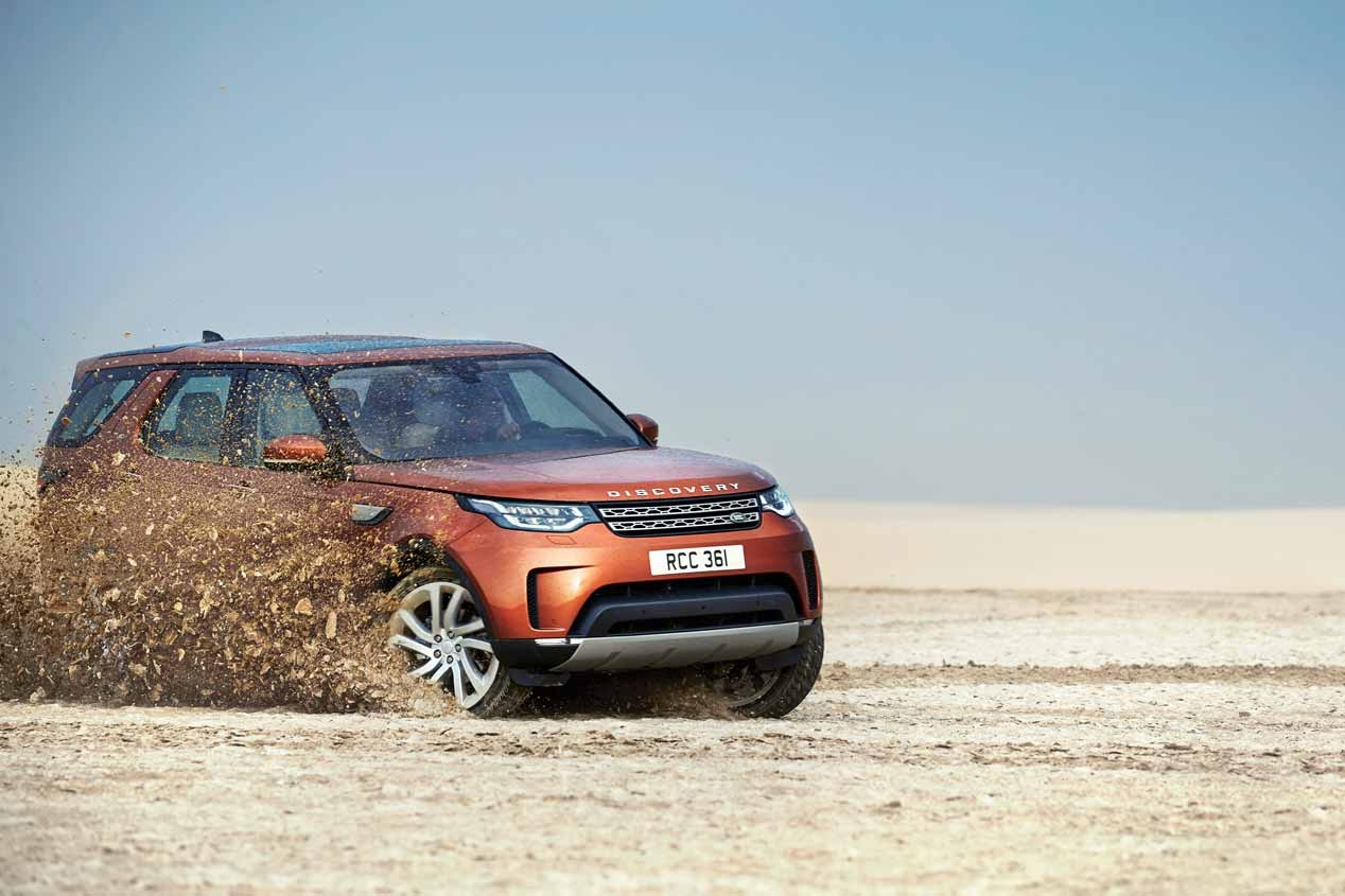 Land Rover Discovery bilder