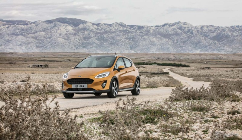 2017 Ford Fiesta: the best pictures