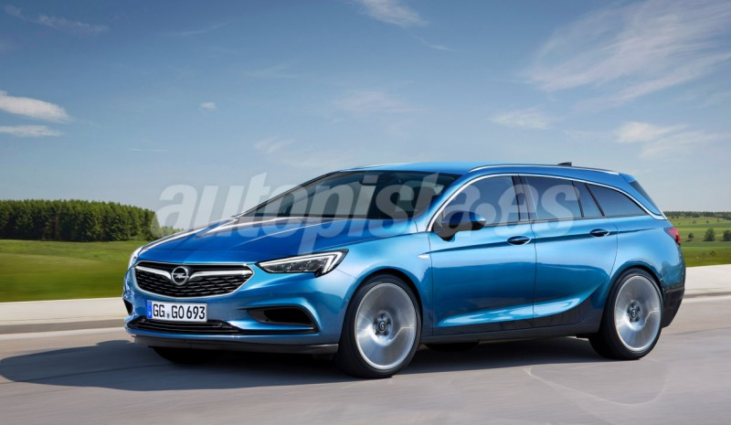 Opel will present up to 7 new, 2 of them unpublished SUV in 2017