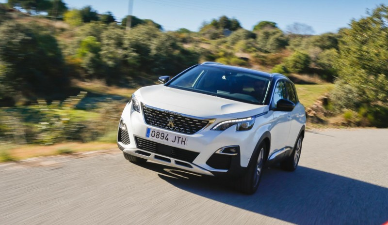 Peugeot 3008 SUV and more efficient