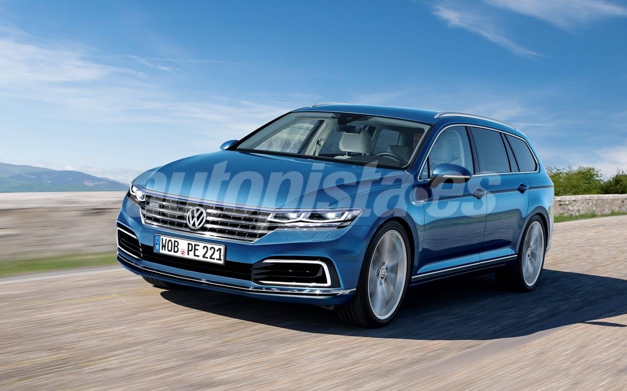 Volkswagen Passat 2017: Teach You Their Secrets