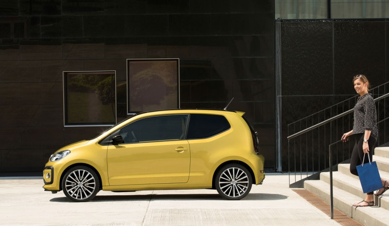 Volkswagen Up! 1.0 TSI: their real consumption