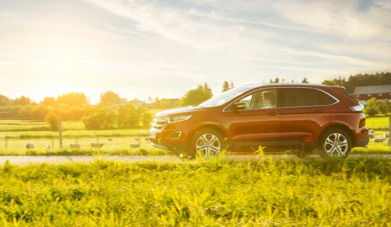 Ford Edge 2.0 TDCI 210 CV, primo test