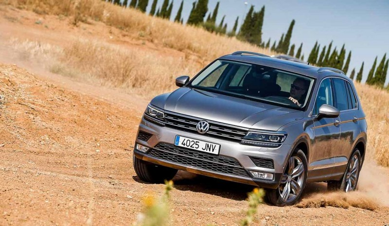 The SUV sold in Spain in 2016, in photos