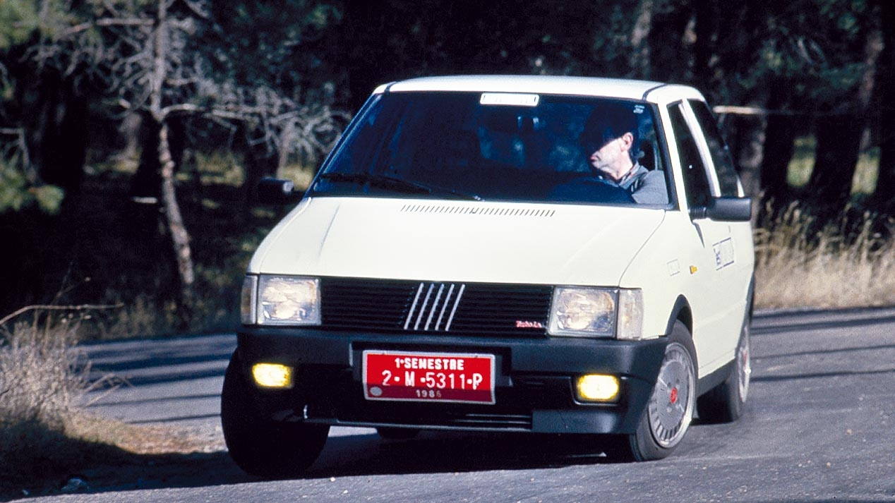 Fiat Uno Turbo, a sports mythical 80s