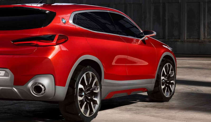 This will be the BMW X2 ... and so will its rivals