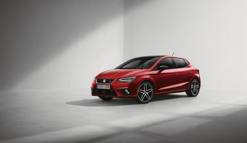 Seat Ibiza 2017: this is its exterior design and interio