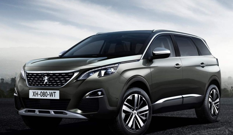 Prices of the new Peugeot 5008