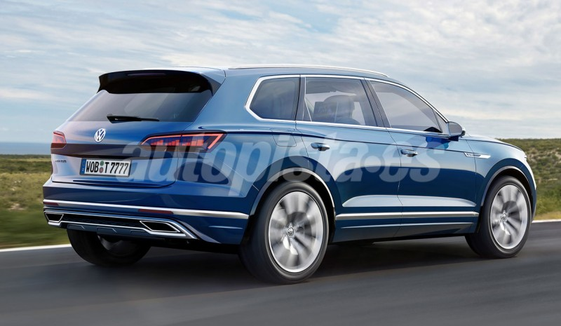 Large new SUV of the future: BMW X7, Audi Q9 ...