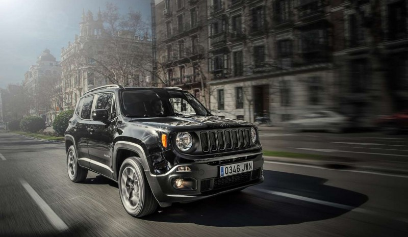 New special editions Jeep Renegade Night Eagle II and Deserthawk
