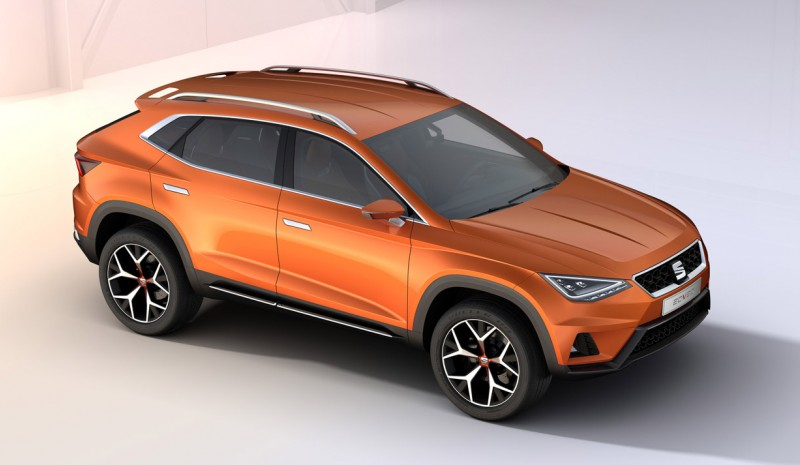Seat SUV with 7 seats, 2018