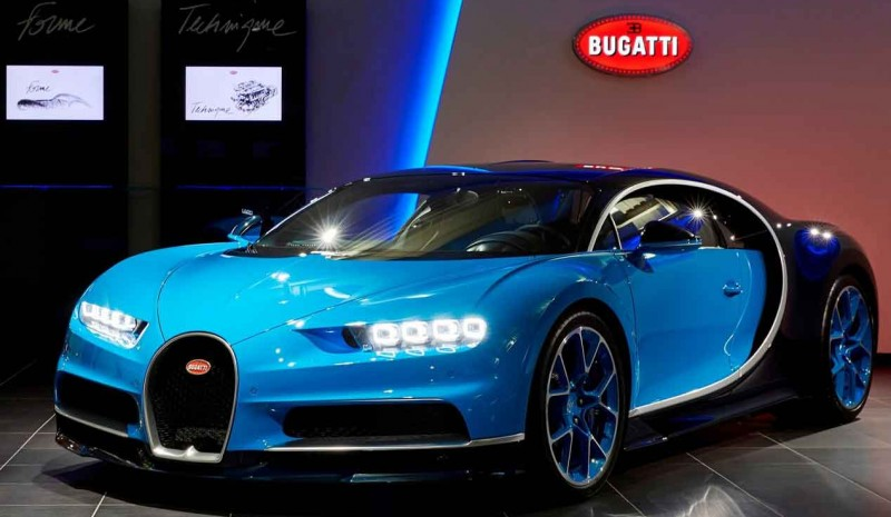 The 20 most expensive cars in the world