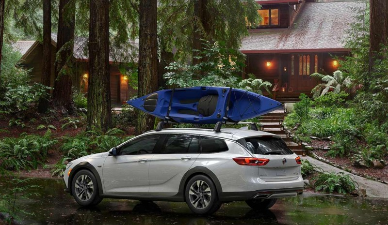 Opel Insignia Country Tourer 2018 This Is The Most Adventurous Insignia