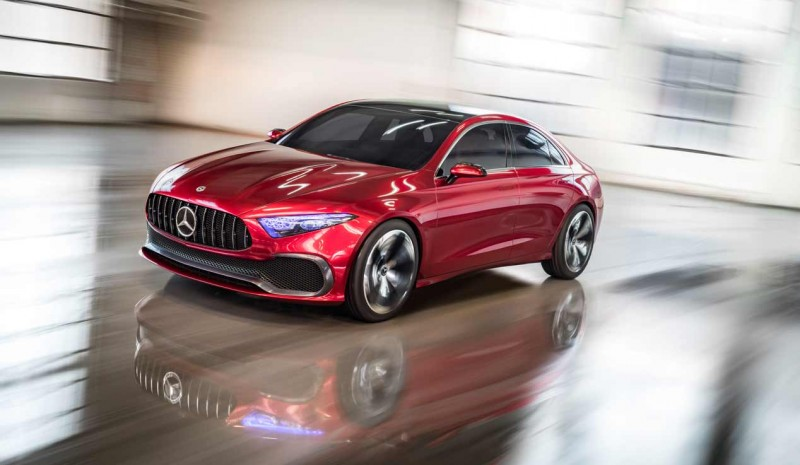 The new Mercedes-AMG A45, in 2019