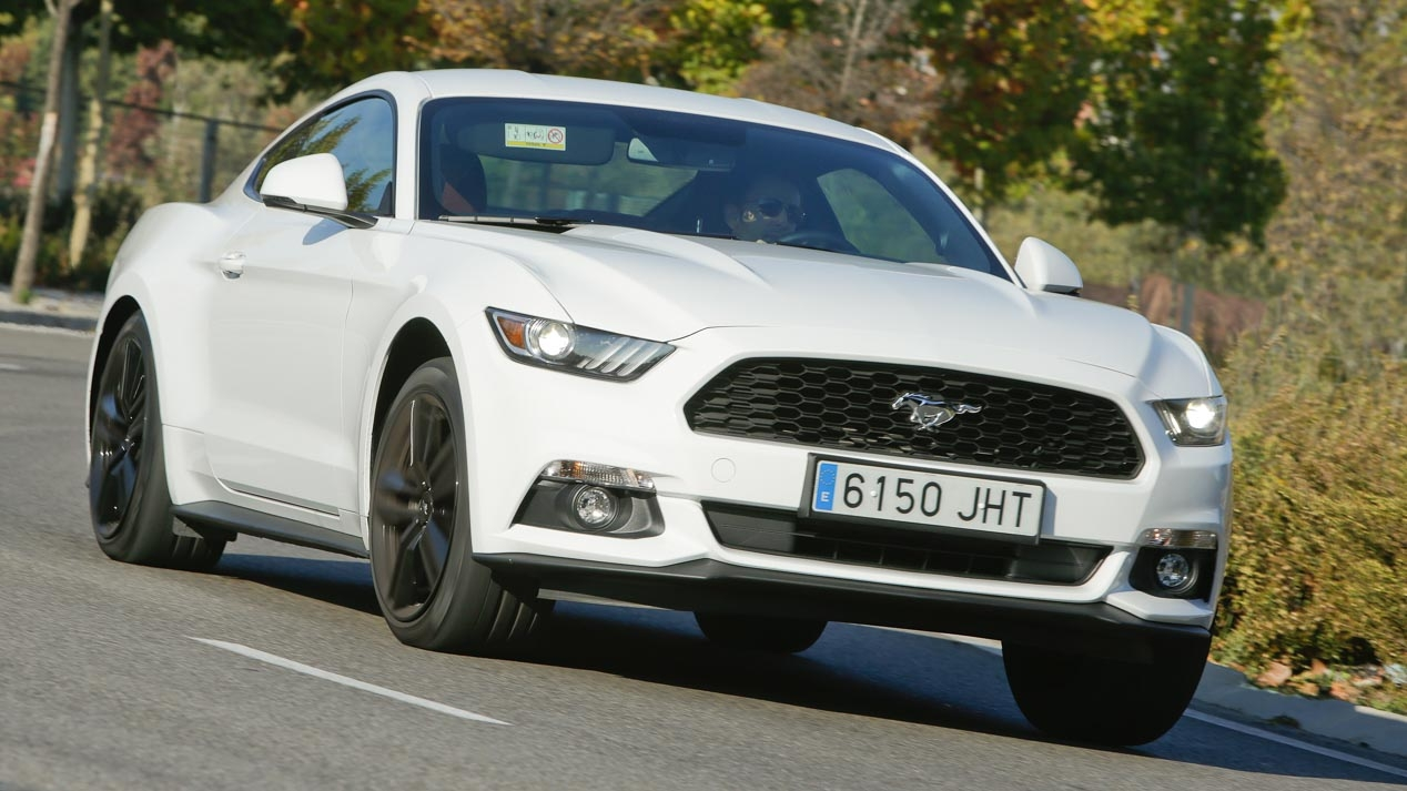 Ford Ecoboost Mustang