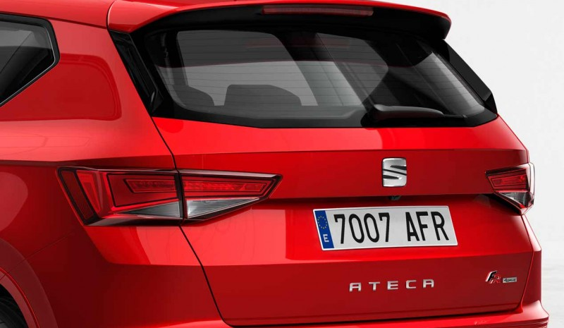 New Seat Ateca FR: prices and details
