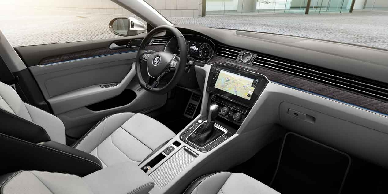 Inside VW Arteon