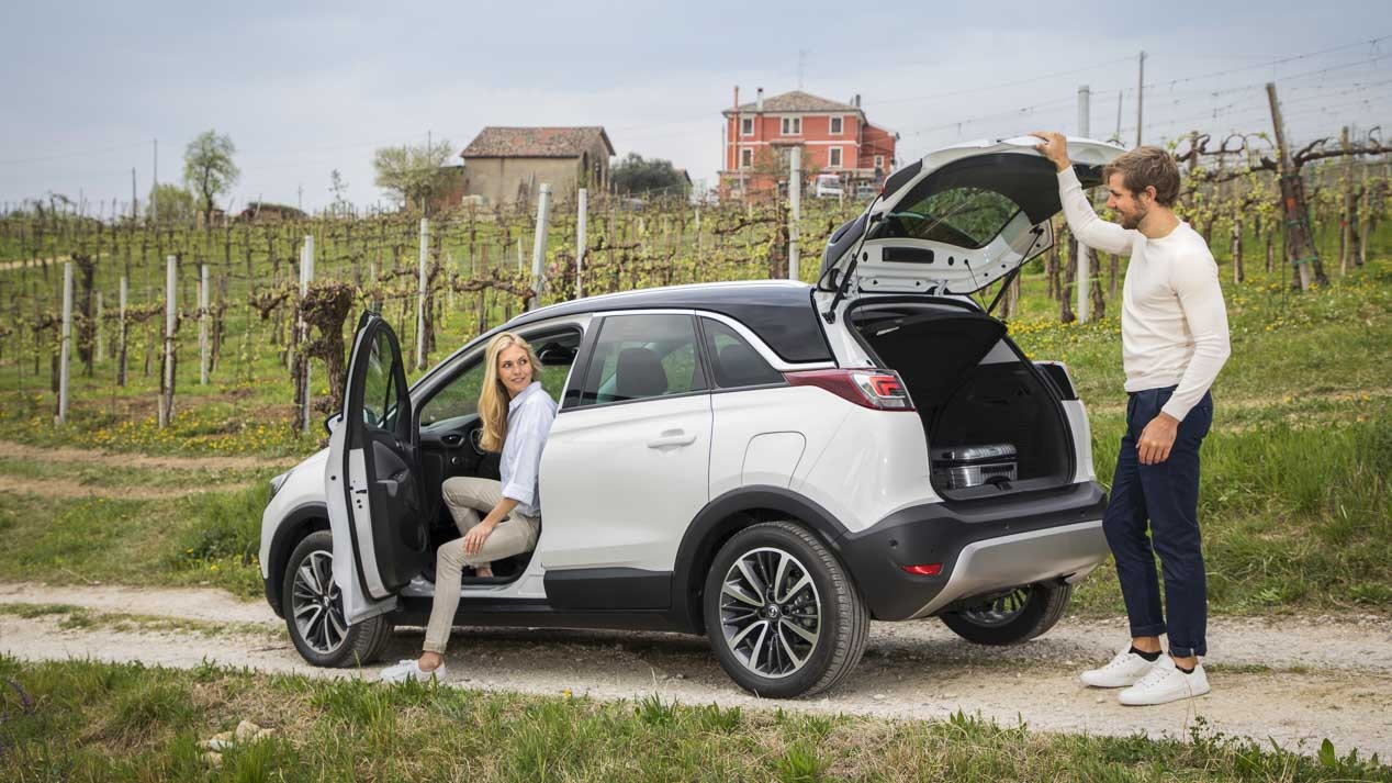 opel crossland x tester le nouveau suv urbain opel. Black Bedroom Furniture Sets. Home Design Ideas
