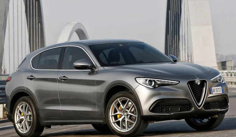 alfa romeo stelvio prix pour l 39 espagne le suv italien. Black Bedroom Furniture Sets. Home Design Ideas