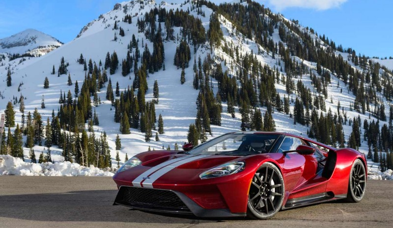 Ford GT, a very difficult sport spectacular to buy