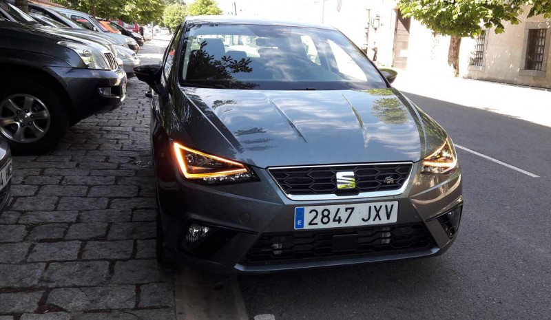 To test the Seat Ibiza 1.5 TSI with cylinder shutdown ACT