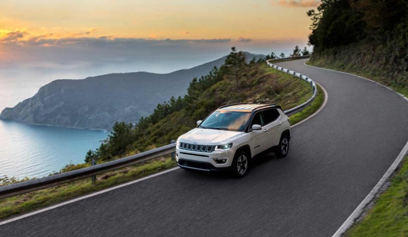 Jeep Compass 2017: we drive a SUV very 4x4
