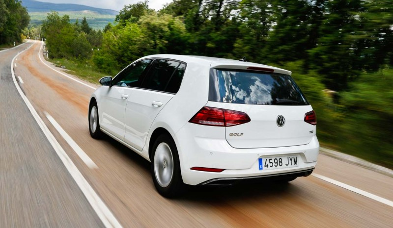 VW Golf 1.0 TSI: kokeile Golf Access