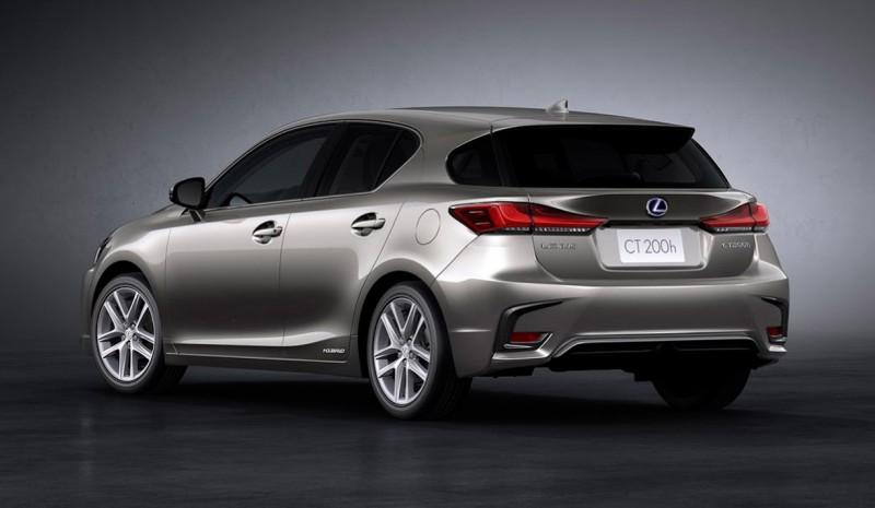 Lexus Updates The Ct 200h