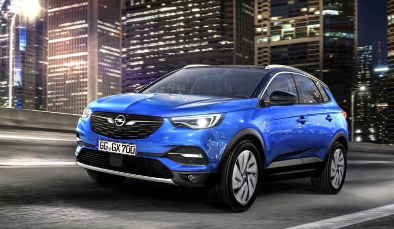 The Opel Grandlanx X will be cheaper than the Peugeot 3008