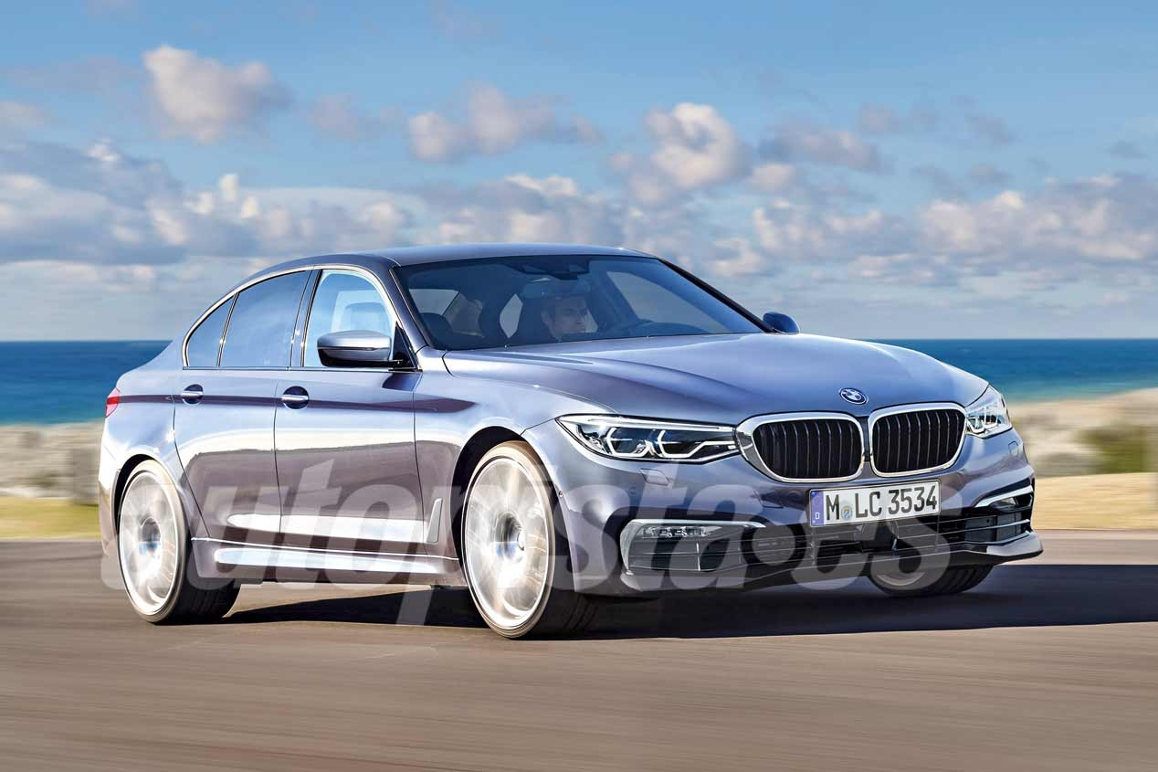 Bmw 3 Series The Revolutionary New Generation Coming