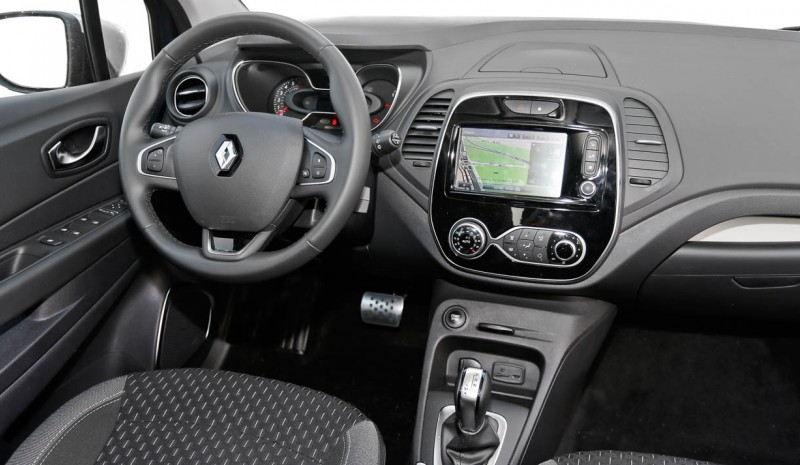 Renault Captur 1.2 TCe 120 EDC: reviews and actual consumption