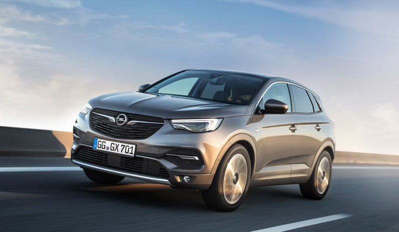 opel grandland x from 25 100 euros that 39 s the new suv. Black Bedroom Furniture Sets. Home Design Ideas