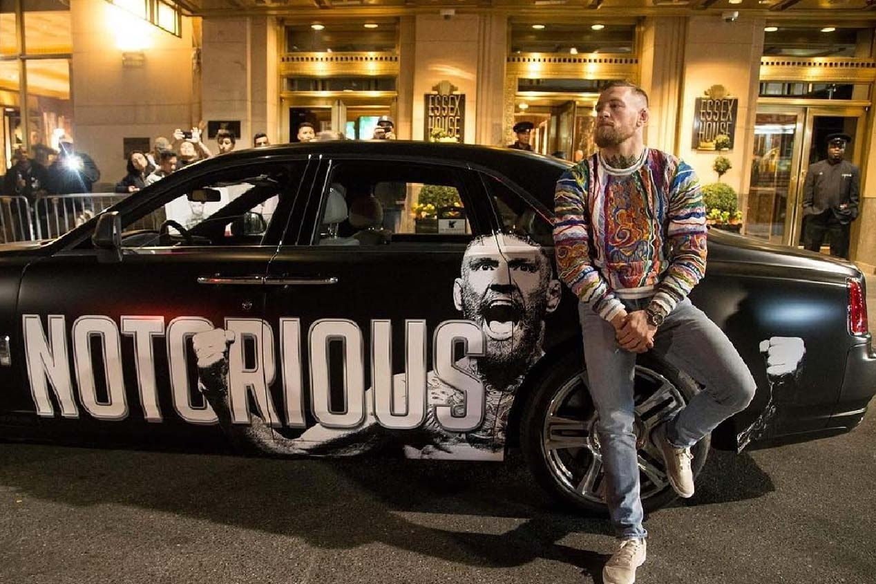 car McGregor