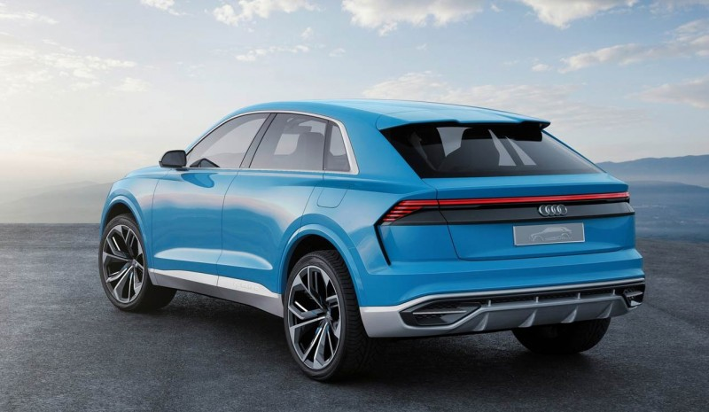 The Audi RS Q8, Closer to reality?