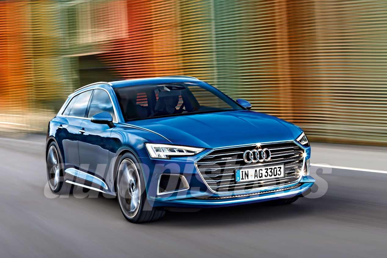 Nieuwe Audi A3 2018 Meer Foto S En Data