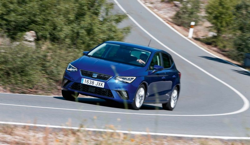 Sammenligning: TSI Seat Ibiza, Nissan Micra IG-T og Renault Clio TCE