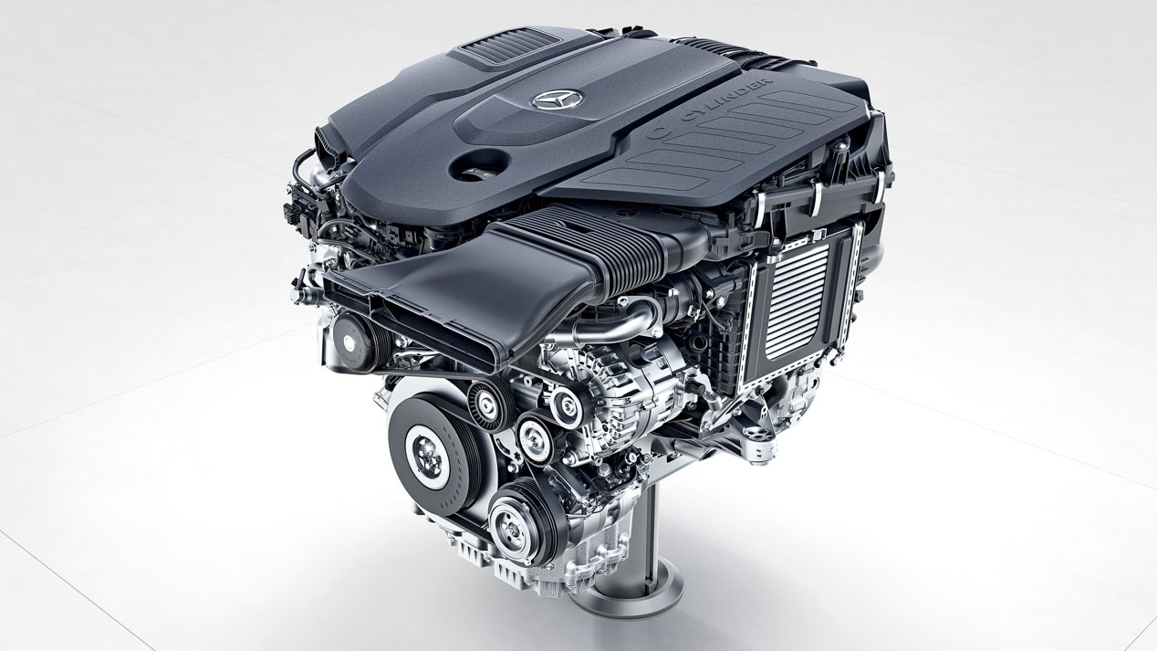Mercedes Class S: new petrol engines for 2018