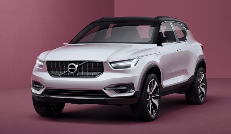 Volvo XC40 promises the revolution inside