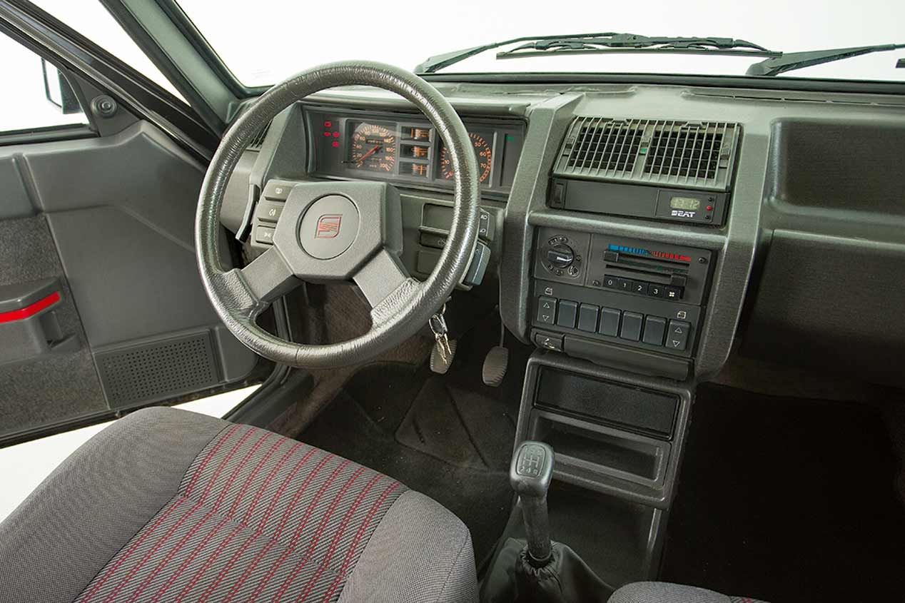 Seat Malaga Injection