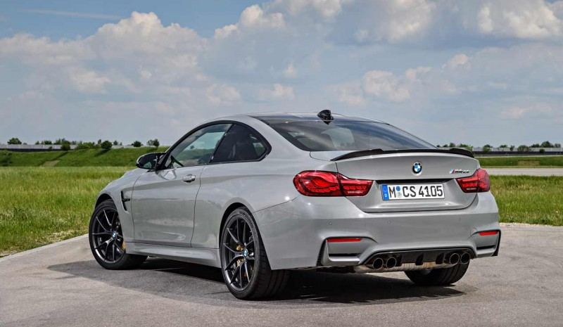 BMW M4 CS, pictures of the new sports jewel