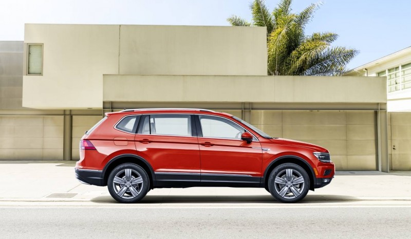 Nowy VW Golf, Tiguan Coupe, T-Roc, T-Crozz ...