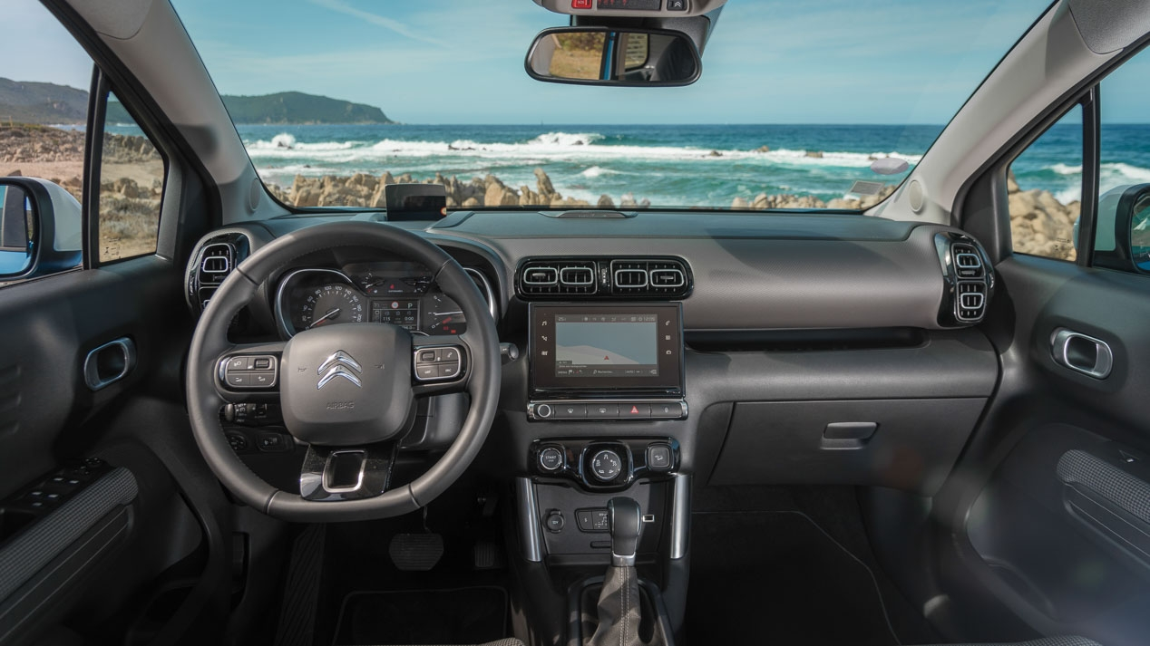 Citroën C3 Aircross: try the most original SUV, from 14 000 €!