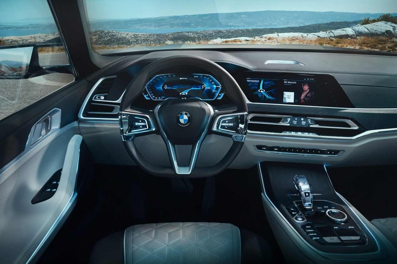 bmw x8 and x4 so will the new bmw suv