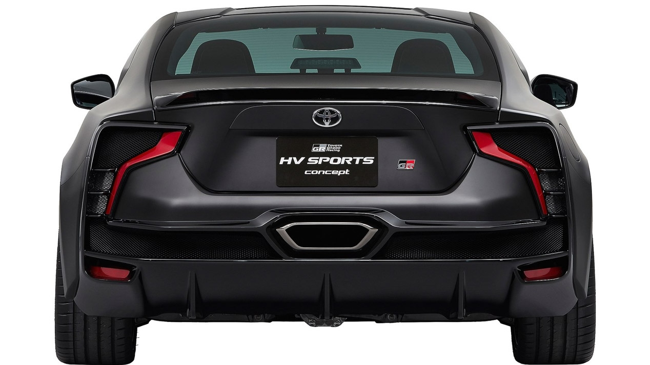 GR Toyota HV Sports