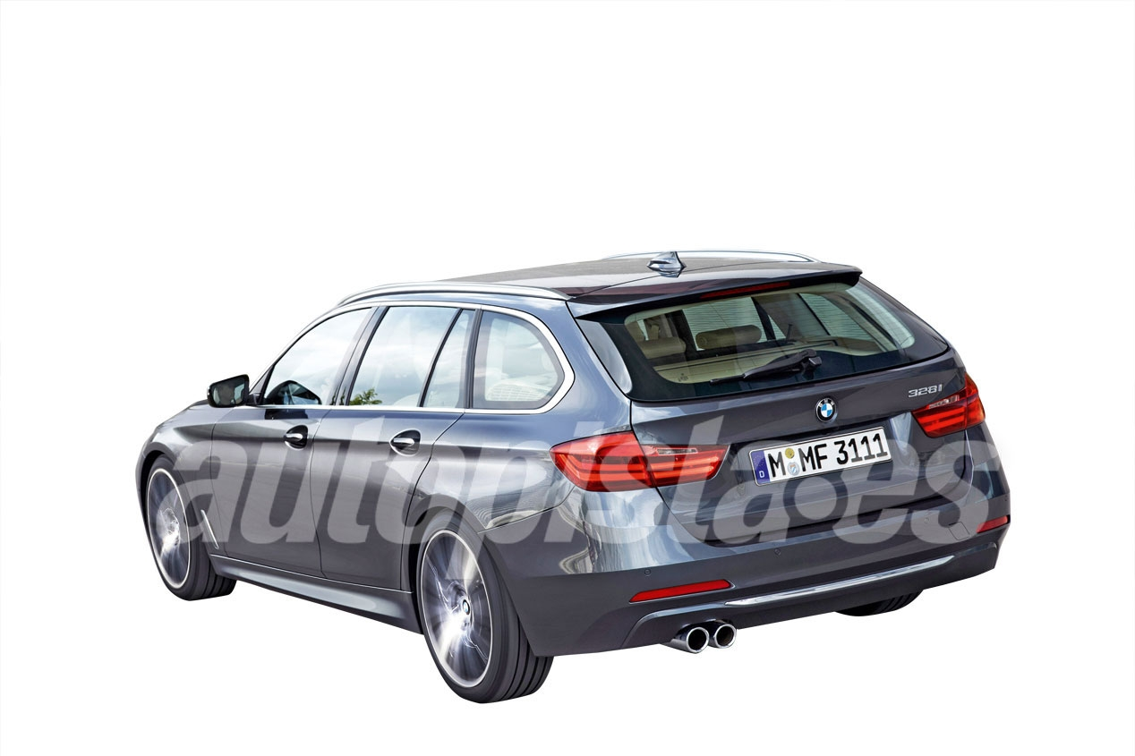 BMW March 2018 Series and Mercedes C Class 2020, first pictures