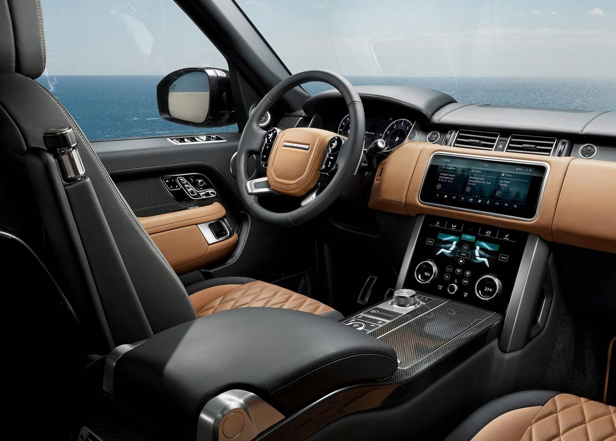 Range Rover 2018, the acme of luxury and exclusivity in SUV format