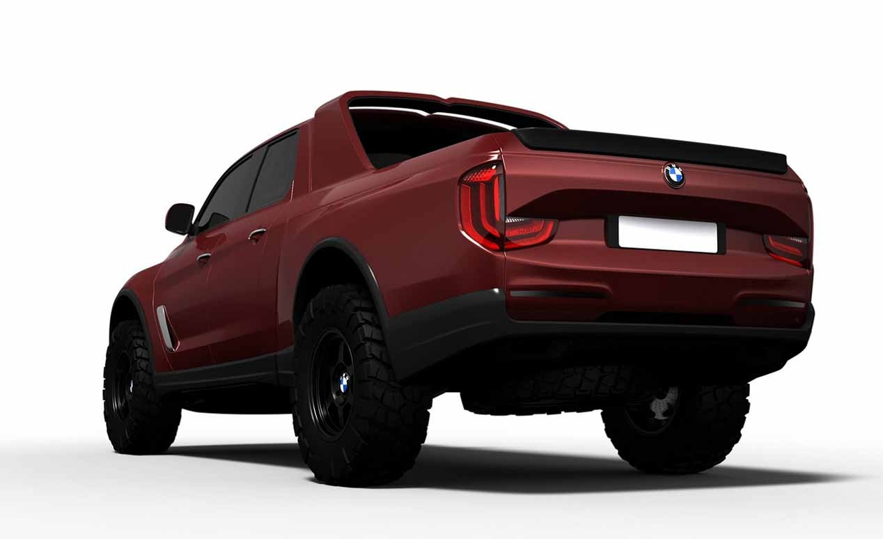 BMW pick-up